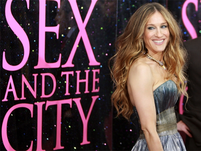 """Sex and the City 2"" Heats Up in Manhattan"