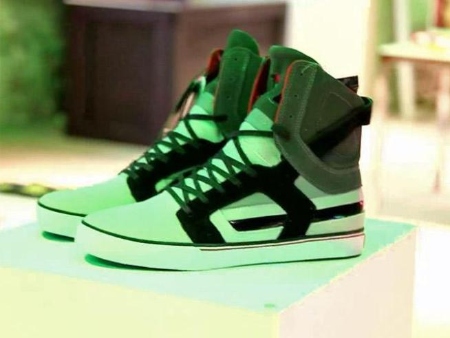 Guys talk about the new Supra Skytop II.
