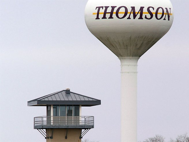 Photos: Thomson Correctional Center
