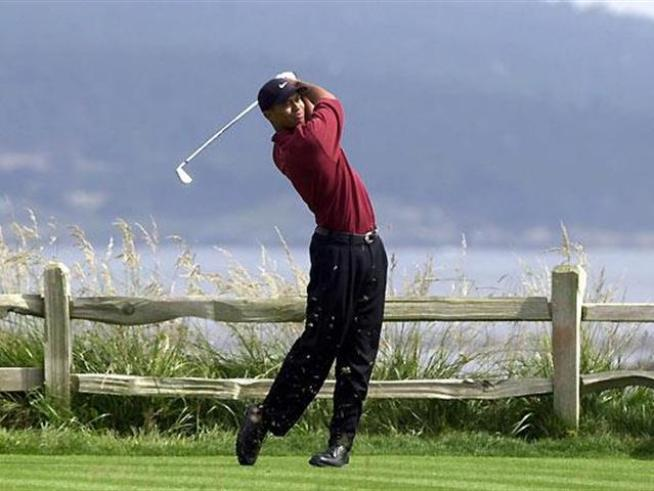 Pebble Beach is bigger than any one golfer, even if his name is Tiger Woods.