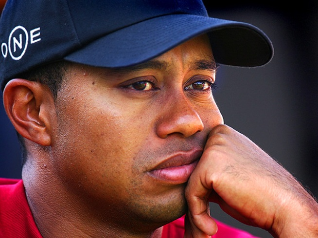 Tiger Woods' Script Comes up Short