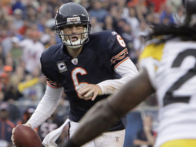 Just a Reminder: Jay Cutler Makes the Wideouts