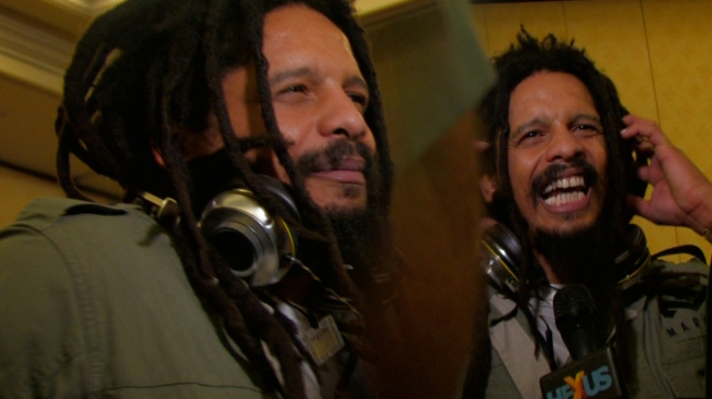 Jammin' at CES With Audio Gear Inspired by Bob Marley
