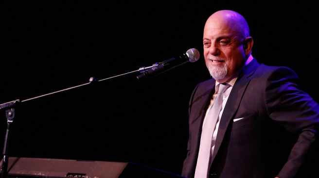 Billy Joel Returns To Play Wrigley Field