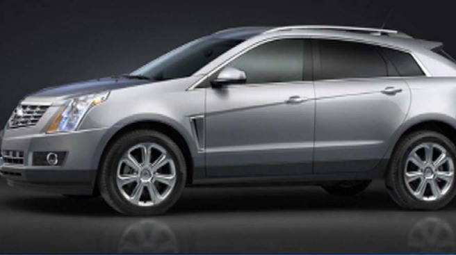Cadillac SUVs Recalled Because Wheels Could Fall Off