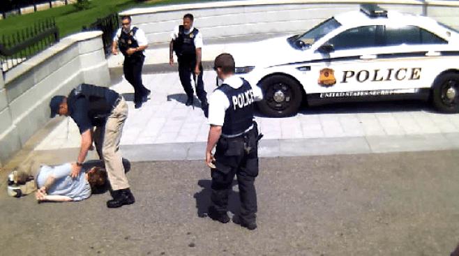 Man Shot by Secret Service at White House Reaches Plea Deal