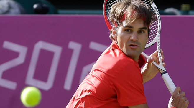 Federer to Play Olympic Semifinals