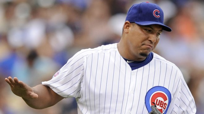 Zambrano Traded to Marlins: Report