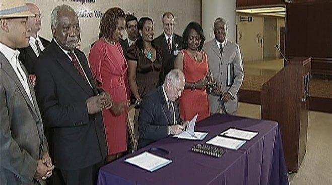 Quinn Signs Four Health Bills