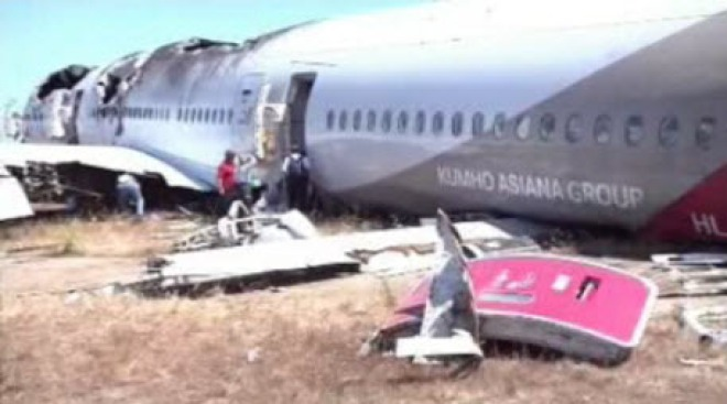 AUDIO: 911 Calls Reveal Drama of Asiana SF Airport Plane Crash