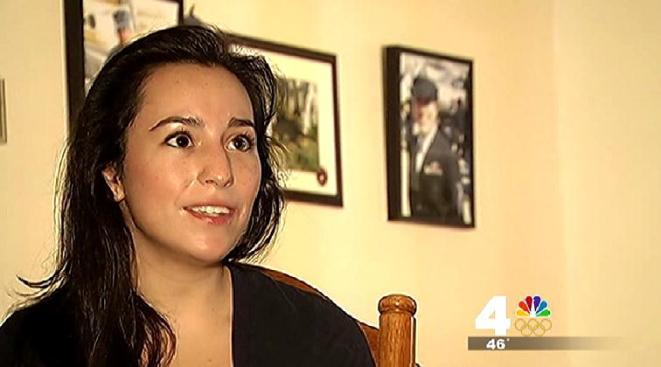 Md. Woman Fights Discharge From Navy