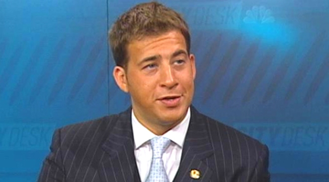 It's Official: Giannoulias Wants Obama's Senate Seat