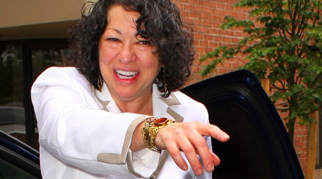 Sotomayor's Proud Moment for Feminism