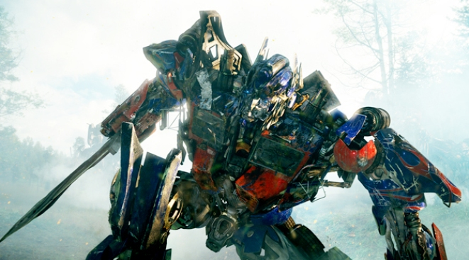 Tonight: Watch Transformers Under the Stars