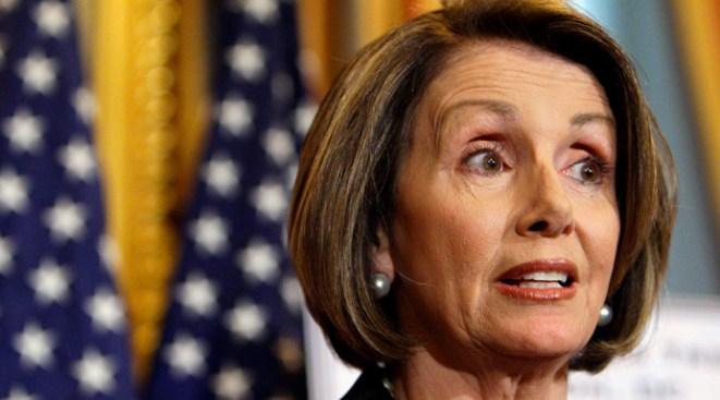 Pelosi Flip-Flop Ignites Firestorm on The Hill