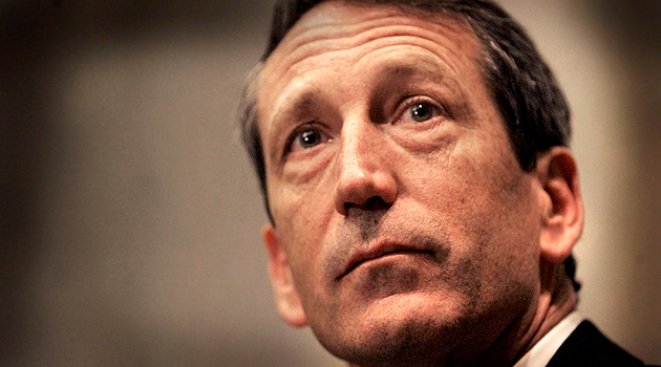 Sanford: I Won't Resign