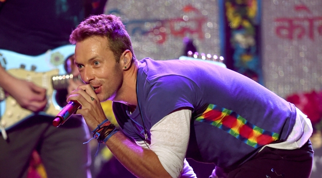 NFL Announces Coldplay as Super Bowl 50 Halftime Headliner