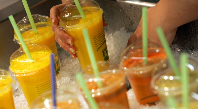 Kids Under 1 Shouldn't Drink Fruit Juice: Pediatrician Org.