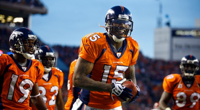 Brandon Marshall to the Bears? Maybe
