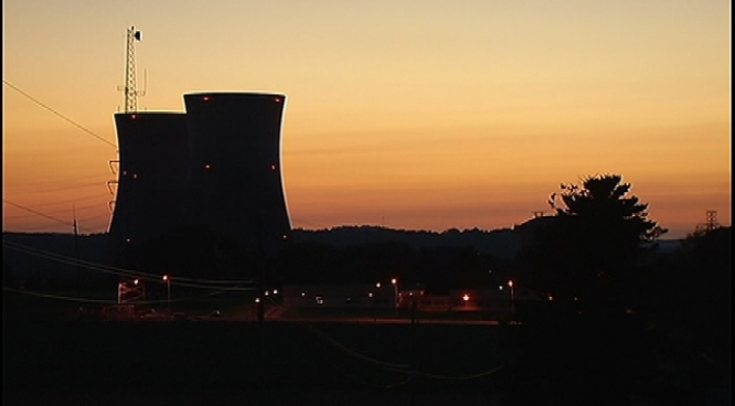 The Three Mile Island nuclear plant was automatically shutdown Thursday after a coolant pump stopped working. The plant is the site of the United States' worst nuclear accident in 1979. NBC10's Claudia Rivero talked to Exelon officials and residents who live near the plant in Dauphin County, PA.