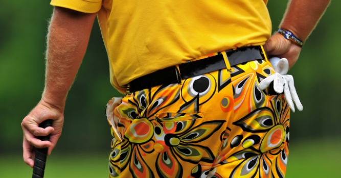 John Daly, Fashion Plate