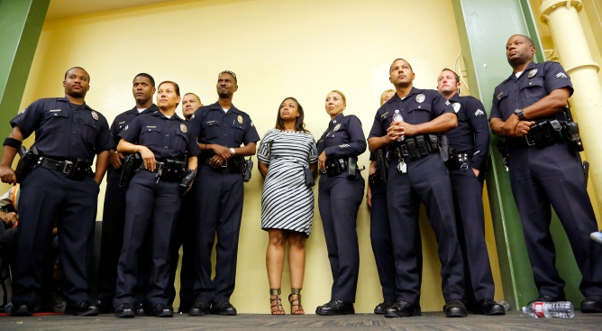 Rodney King's Daughter: Build Bridges With Police