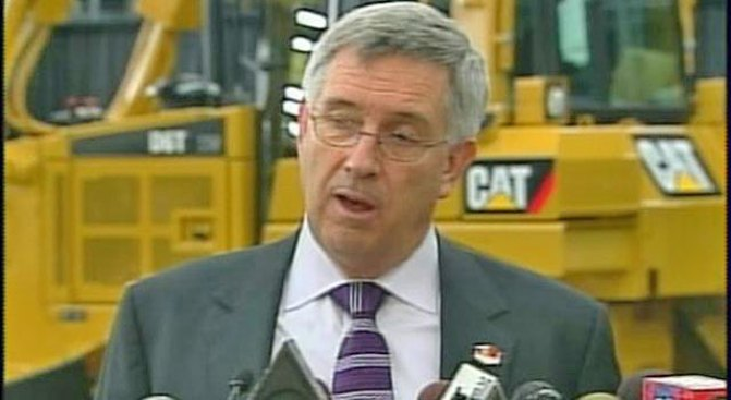 Caterpillar Head:  More Cuts Likely Before Rehire