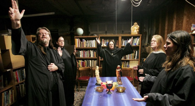 Witches Pack Up Their Potions in Rossville