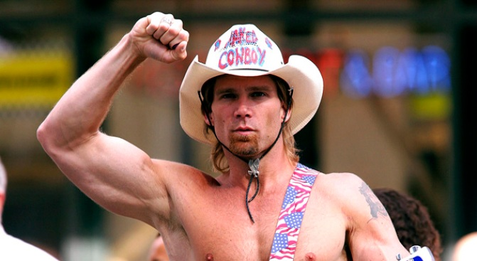 Naked Cowboy Drops Mayoral Bid