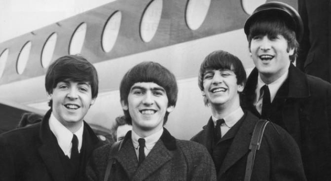 Beatles Rickenbacker Guitar Bought in Illinois Fetches $657K at Auction