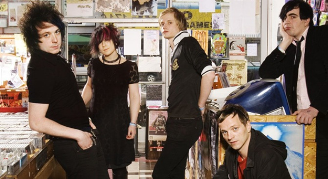 Rock Out to Britpop and Art Brut