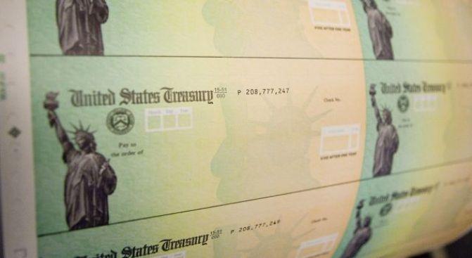 Dead Woman Gets Stimulus Check