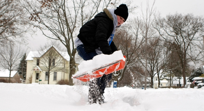 Chicago Breaks 72-Year Snow-Less Record