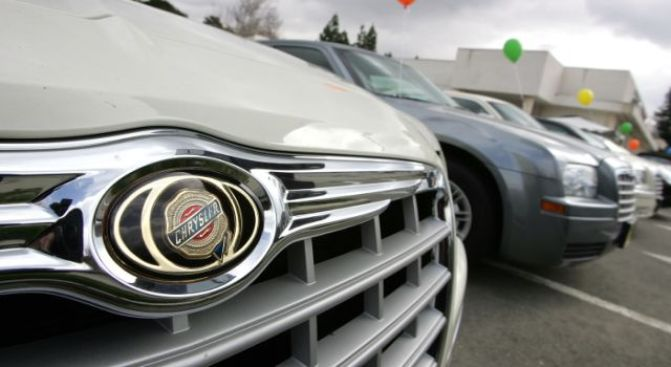 Treasury Preps for Chrysler Bankruptcy: Report