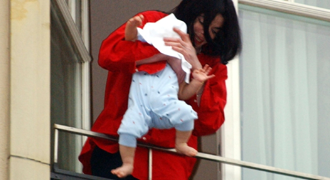 Court Battle Over Jackson's Kids Likely