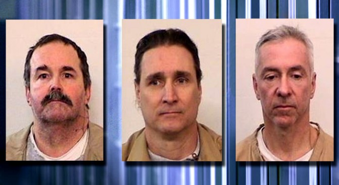 2 Escaped Inmates Still at Large