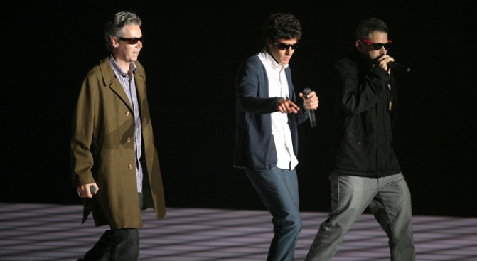 No Beastie Boys For Lollapalooza