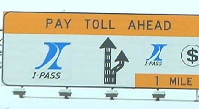 Illinois Tollway Sues Major Scofflaws