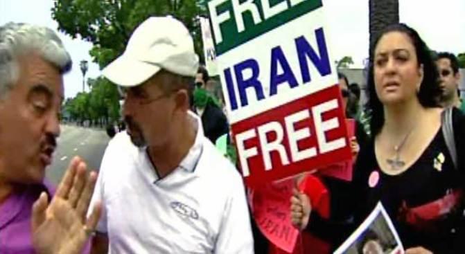 Not The Anticipated Iran Problem