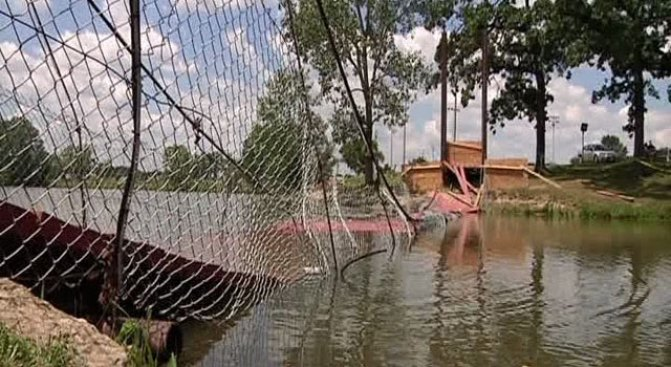 Authorities: Bridge Was Overloaded