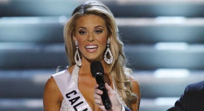 Miss Cali: Pretty Until She Opens Her Mouth