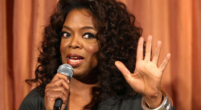 Sorry, Oprah Isn't Giving You $1 Million