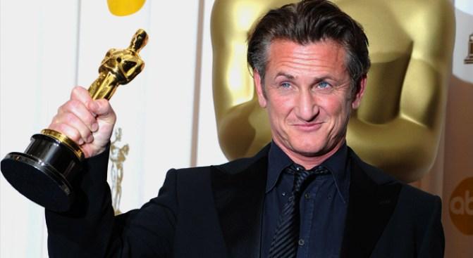 Sean Penn Takes a Time Out