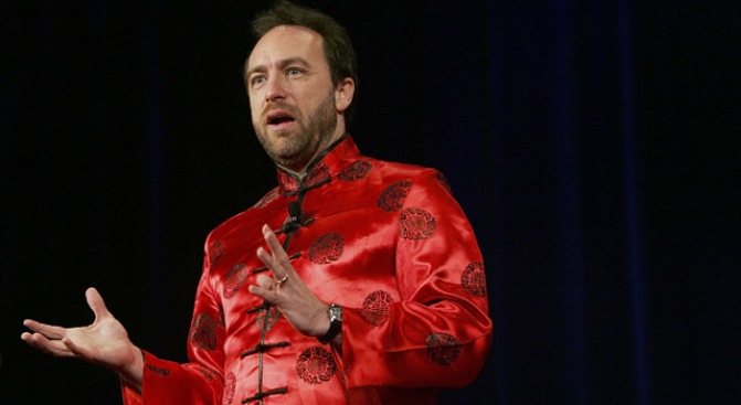 Wikipedia Founder Defends Censorship