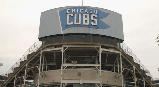Cubs 1st Team to Have Gay Owner