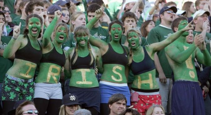 Irish Students Stopped From Greeting Hawaiian Recruit