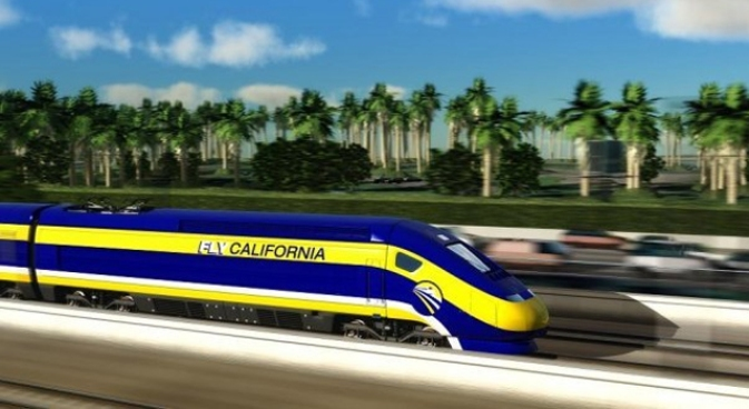 Midwest, Calif. Front Runners for $8B in Rail Cash
