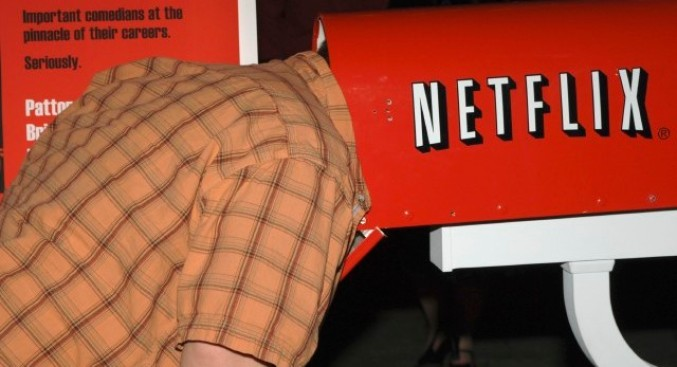 "Netflix to Run Another ""Big Money Contest"""
