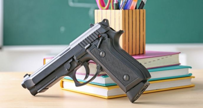Michigan Sheriff Apologizes for Accidentally Leaving Gun at School