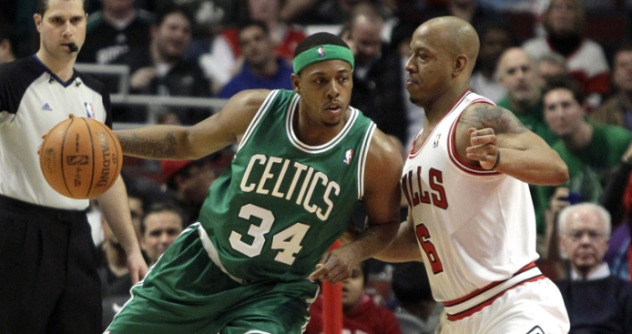 Rose Leads Bulls Past Celtics 97-81